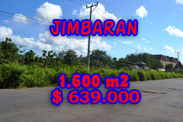 Property for sale in Jimbaran land