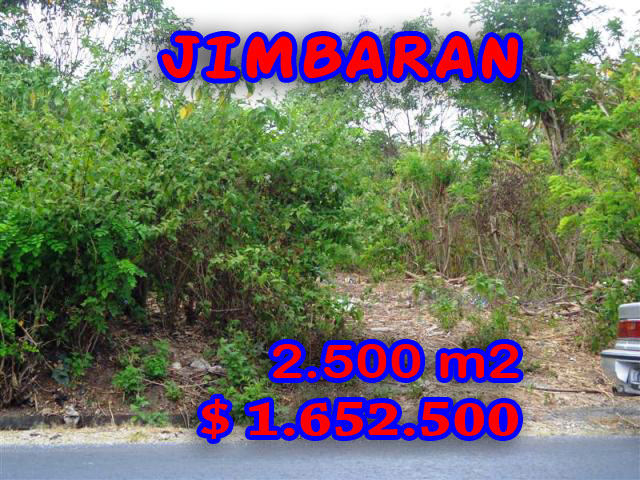 5. Land for sale in Jimbaran Bali