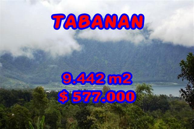 Land sale in Tabanan Bali