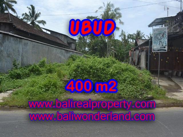 Land in Ubud for sale, Stunning view in Ubud Tegalalang Bali – TJUB355
