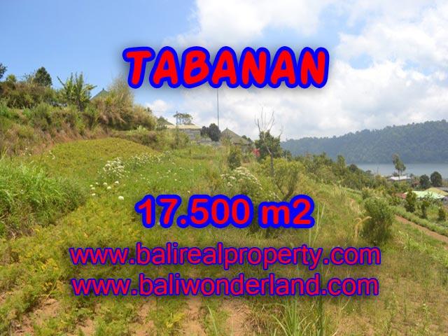Land for sale in Tabanan Bali, Great view in TABANAN BEDUGUL – TJTB082