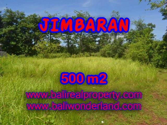 Land in Jimbaran Bali for sale, Astonishing view in Jimbaran four seasons – TJJI065