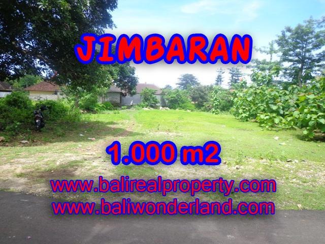 Land for sale in Jimbaran Bali, Wonderful view in Jimbaran four seasons – TJJI063