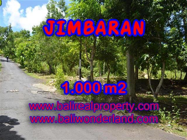ExtraordinaryLand for sale in Jimbaran Bali, Great View to the ocean and airport in Jimbaran Ungasan– TJJI070-x