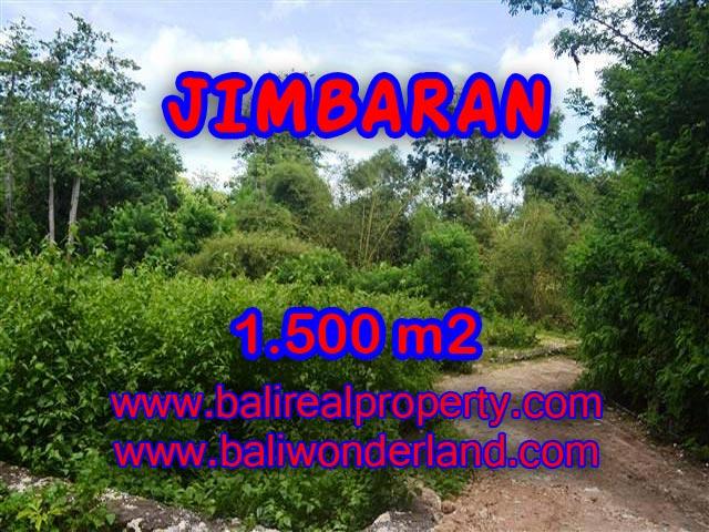 Land in Jimbaran for sale, Outstanding view in Jimbaran Ungasan Bali – TJJI069-x