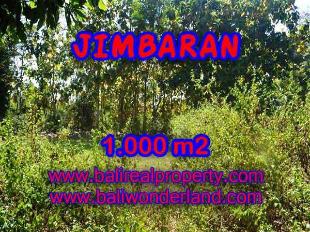 Land for sale in Bali, amazing view in Jimbaran Ungasan – TJJI071