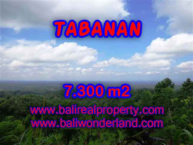 Land for sale in Tabanan, Fantastic view in Tabanan Penebel Bali – TJTB123