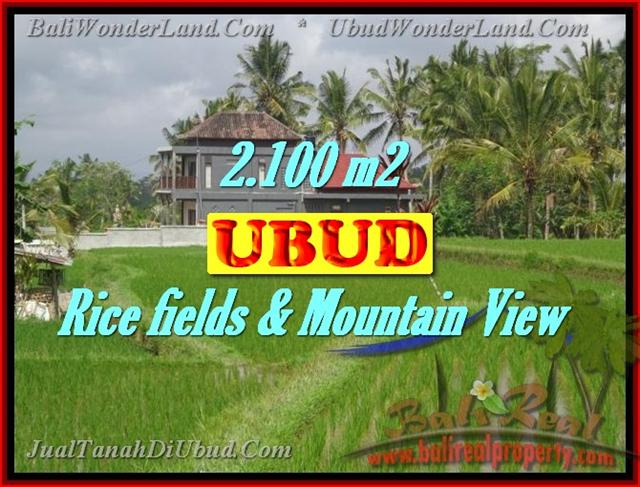 Beautiful Property for sale in Bali, land for sale in Ubud  – TJUB423