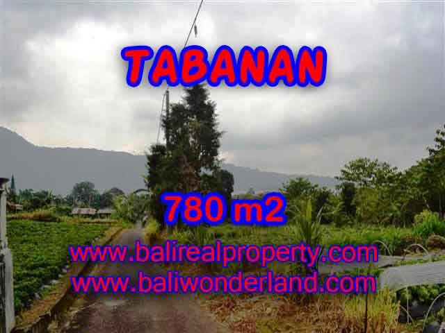 Outstanding Property in Bali for sale, land in Tabanan for sale – TJTB100