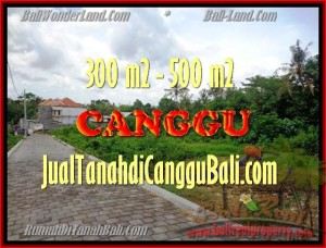 FOR SALE 510 m2 LAND IN Canggu Pererenan BALI TJCG150