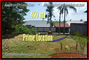 Beautiful CANGGU 450 m2 LAND FOR SALE TJCG153
