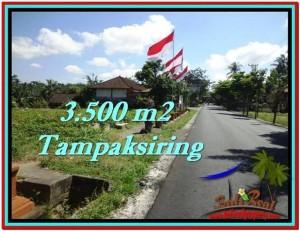 Magnificent LAND SALE IN Ubud Tampak Siring BALI TJUB517