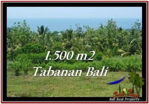 Beautiful PROPERTY TABANAN LAND FOR SALE TJTB234