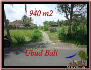 Affordable Ubud Tampak Siring BALI LAND FOR SALE TJUB531