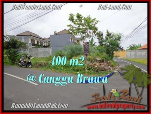 Affordable PROPERTY 400 m2 LAND FOR SALE IN CANGGU BALI TJCG175