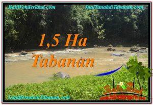 Exotic Tabanan Selemadeg BALI LAND FOR SALE TJTB304